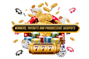 Winners, Payouts and Progressive Jackpots