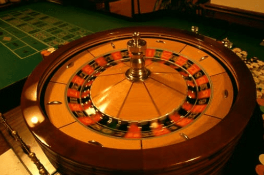 winning at roulette